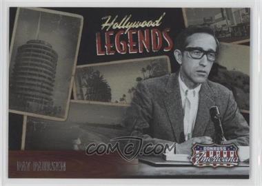 2009 Donruss Americana - Hollywood Legends #17 - Pat Paulsen /1000
