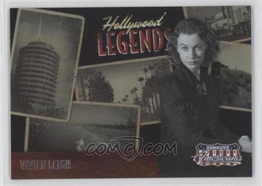 2009 Donruss Americana - Hollywood Legends #8 - Vivien Leigh /1000