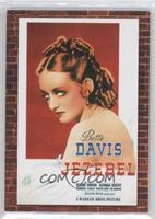 Bette Davis #/500