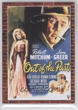 2009 Donruss Americana - Movie Posters - Materials #60 - Robert Mitchum /500