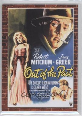 2009 Donruss Americana - Movie Posters - Materials #60 - Robert Mitchum /500