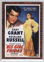 Cary Grant, Rosalind Russell /500