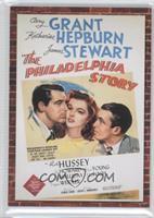 Cary Grant, Jimmy Stewart, Katharine Hepburn /250