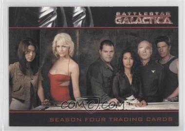 2009 Rittenhouse Battlestar Galactica Season 4 - Promos #P2 - Battlestar Galactica