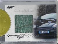 Aston Martin Windshield [Uncirculated] #/700