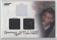 James Bond (Shirt, Jacket, Pants) /675