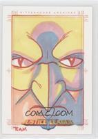Rich Molinelli (Hawkman) #/1