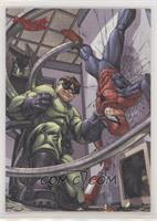 Spider-Man vs. Doctor Octopus