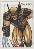 Jason Davies (Wolverine) /1