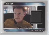 Captain Pike (Bruce Greenwood)