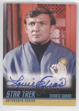 2009 Rittenhouse Star Trek The Original Series: Archives - Autographs #A227 - [Missing]