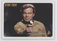 Kirk Takes Control
