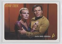 Kirk and Odona