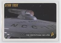 The Enterprise NCC-1701