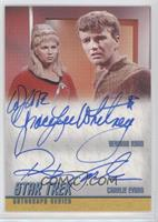Grace Lee Whitney, Robert Walker Jr.