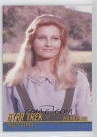Jill Ireland as Leila Kalomi