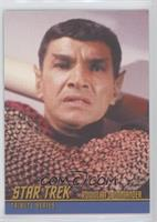 Mark Lenard as Romulan Commander