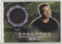 Christopher Judge as Teal'c
