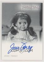 June Foray as The Voice of Talky Tina