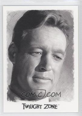 2009 Rittenhouse The Complete Twilight Zone 50th Anniversary - Portraits #Por5 - Russell Johnson as Peter Corrigan