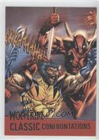 Wolverine, Deadpool