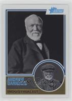 Andrew Carnegie #/1,776