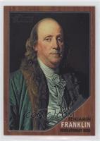 Benjamin Franklin #/1,776