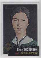 Emily Dickinson #/1,776
