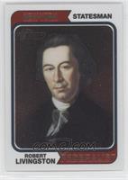 Robert Livingston #/1,776