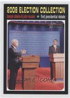 Barack Obama & John McCain
