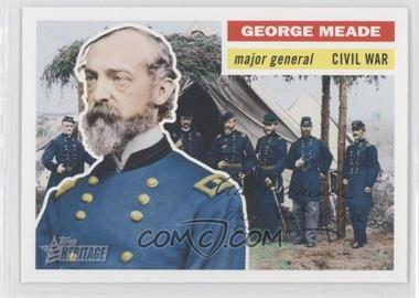 2009 Topps American Heritage - [Base] #30 - George Meade