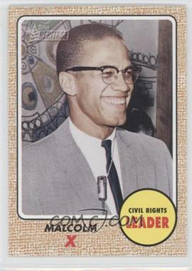 2009 Topps American Heritage - [Base] #52 - Malcolm X