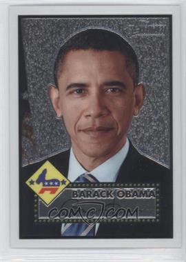2009 Topps Heritage American Heroes Edition - [Base] - Chrome #C20 - Barack Obama /1776