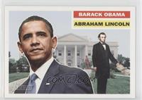 Barack Obama, Abraham Lincoln