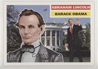 Abraham Lincoln, Barack Obama