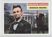 Abraham Lincoln, Barack Obama