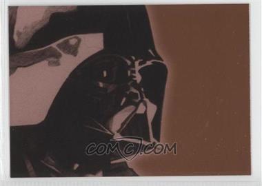 2009 Topps Star Wars Galaxy Series 4 - Foil Art - Bronze #4 - [Missing]