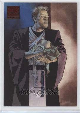 2009 Topps Star Wars Galaxy Series 4 - Lost Galaxy #4 - A Child of Destiny