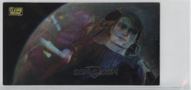 2009 Topps Star Wars: The Clone Wars Widevision - Flix Pix Motion #1 - [Missing]