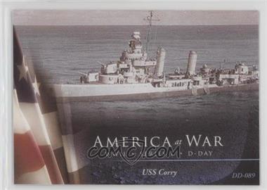 2009 Icardzvalor Studios America At War Series 1 D Day Dd 089
