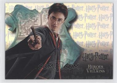 2010 Artbox Harry Potter Heroes and Villians - Box-Toppers #BT1 - [Missing]