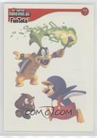 Iggy Koopa, Goomba, Mario