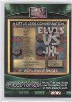 Remix of Elvis' song