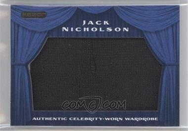 2010 Razor Pop Century - Authentic Celebrity-Worn Wardrobe #SW-31 - Jack Nicholson