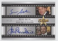 Sean Astin, John Rhys-Davies /25