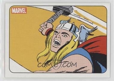 2010 Rittenhouse 70 Years of Marvel Comics - Promos #P2 - Thor
