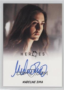 2010 Rittenhouse Heroes: Archives - Autographs #MAZI - Madeline Zima as Gretchen Berg