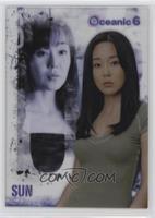 Yunjin Kim as Sun-Hwa Kwon