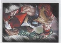 Thor vs. Gauntlet