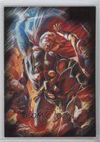 Thor vs. Skrull